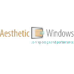Logo bedrijf Aesthetic Windows B.V.